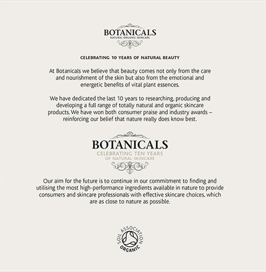 Botanicals Rest and Restore Body Treatments 2 Abbots Langley Watford