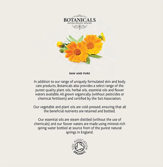 Botanicals Rest and Restore Massages Treatment-2 Abbots Langley Watford